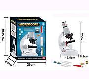 """Игровой набор """"Микроскоп"""" 100х, 400х, 1200х, 2510"""