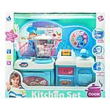 """Игровой набор мини кухня """"Kitchen Set"""", 1804524_CF-13"""