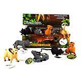 Игровой набор «Мир животных», 7582, купить