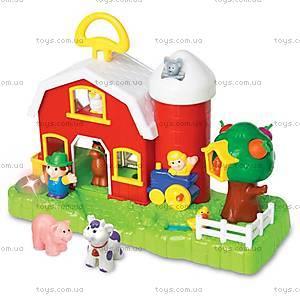 Детский игровой набор «На ферме», 024687