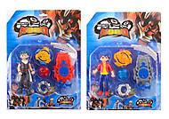 Игровой набор, с фигуркой, 25514, детские игрушки