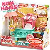 Игровой набор NUM NOMS S2 «Арт-тележка», 542353, Украина