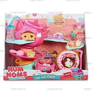 Игровой набор NUM NOMS S2 «Врум-Врум Кафе», 539469
