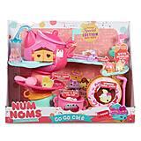 Игровой набор NUM NOMS S2 «Врум-Врум Кафе», 539469, купить