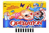 Игровой набор «Операция», 6188-5, купить