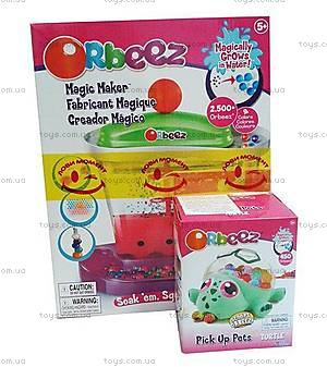 Игровой набор Orbeez Magic Maker и Pick up pets, 200014