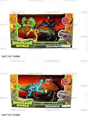 Игровой набор «Парк с динозаврами», F124-502