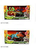 Игровой набор «Парк с динозаврами», F124-502, фото