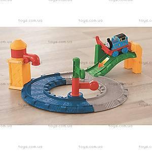 Игровой набор Паровозик Томас «Первая железная дорога», BCX80, фото