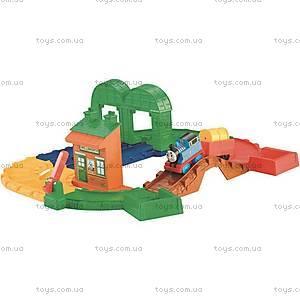Игровой набор Паровозик Томас «Станция Кнепфорд», CDN18, купить