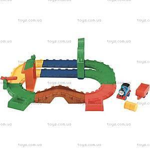 Игровой набор Паровозик Томас «Станция Кнепфорд», CDN18, фото