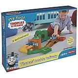 Игровой набор Паровозик Томас «Станция Кнепфорд», CDN18, отзывы