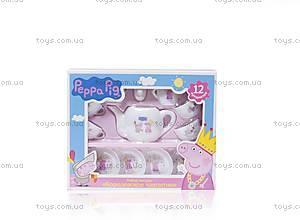 Игровой набор Peppa «Королевское чаепитие», 29699, фото