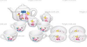Игровой набор Peppa «Королевское чаепитие», 29699, цена