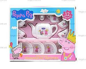 Игровой набор Peppa «Королевское чаепитие», 29699