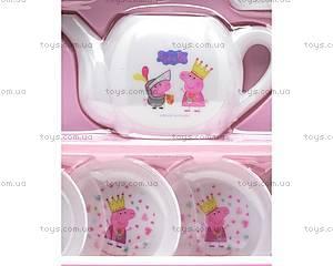 Игровой набор Peppa «Королевское чаепитие», 29699, детские игрушки