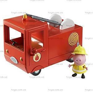 Игровой набор Peppa «Пожарная машина Пеппы», 05523