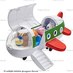 Игровой набор Peppa «Самолет Пеппы», 06227, цена