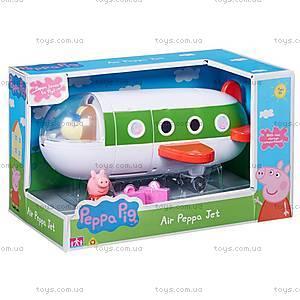 Игровой набор Peppa «Самолет Пеппы», 06227, игрушки