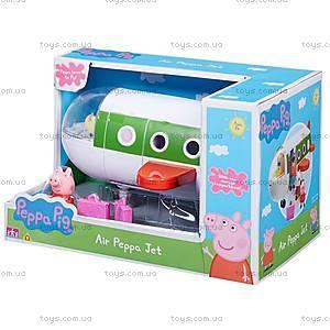 Игровой набор Peppa «Самолет Пеппы», 06227, магазин игрушек