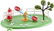 Игровой набор Peppa «Игровая площадка Пеппы», 19069-1, детские игрушки