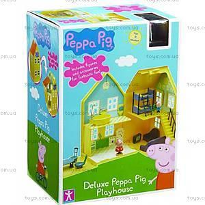 Игровой набор Peppa «Загородный дом Пеппы», 15553, фото