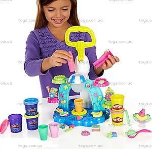 Игровой набор пластилина Play-Doh «Фабрика мороженого», B0306, купить