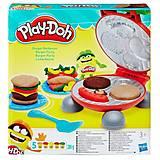 Игровой набор Play-Doh «Бургер гриль», B5521, отзывы