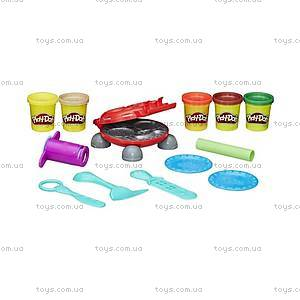 Игровой набор Play-Doh «Бургер гриль», B5521, купить