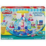 Игровой набор Play-Doh «Фабрика Мороженого», B0306, купить