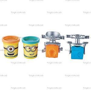 Игровой набор Play-Doh «Гонки миньонов», B0788, купить