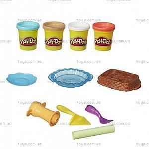 Игровой набор Play-Doh «Ягодные тарталетки», B3398, купить