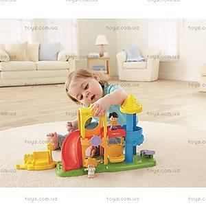 Игровой набор Площадка из серии «Маленькие человечки», Y8196, купить