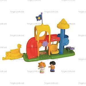Игровой набор Площадка из серии «Маленькие человечки», Y8196