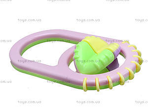 Игровой набор погремушек, 202-4, детские игрушки