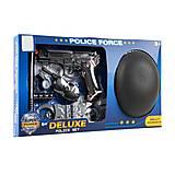 """Игровой набор """"Полиция"""", со шлемом и аксессуарами, HSY-021, фото"""