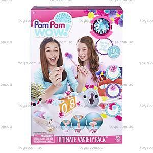Игровой набор Pom Pom Wow! «Супермикс», 48528-PPW, детские игрушки