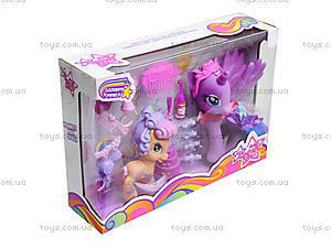 Игровой набор «Пони с крыльями», CL1974ABC, детские игрушки