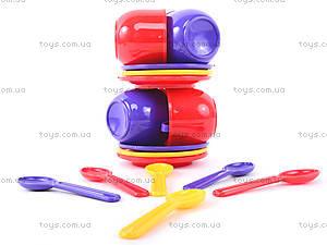 Игровой набор «Посуда», 18 предметов, Юника, детский