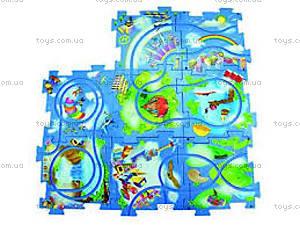 Игровой набор Puzzle Pilot «Аэробус (Джумбо)», 100531, фото