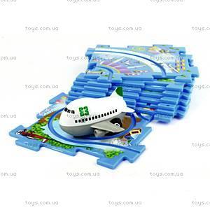 Игровой набор Puzzle Pilot «Аэробус (Джумбо)», 100531