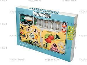 Игровой набор Puzzle Pilot «Бензовоз», 100588