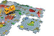 Игровой набор Puzzle Pilot «Бетономешалка», 100522, купить