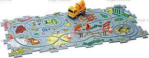 Игровой набор Puzzle Pilot «Бетономешалка», 100522, фото