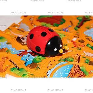 Игровой набор Puzzle Pilot «Божья коровка», 100533, цена