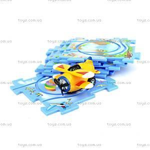 Игровой набор Puzzle Pilot «Биплан (Кукурузник)», 100532, купить
