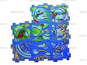 Игровой набор Puzzle Pilot «Биплан (Кукурузник)», 100532, отзывы