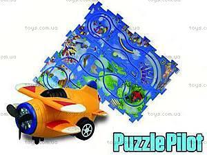Игровой набор Puzzle Pilot «Биплан (Кукурузник)», 100532