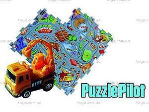 Игровой набор Puzzle Pilot «Экскаватор», 100523