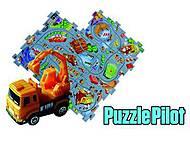 Игровой набор Puzzle Pilot «Экскаватор», 100523, отзывы